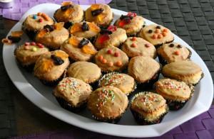 Muffin, Detail