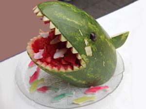 Melonen-Hai