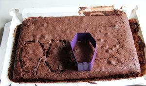Sarg-Brownies 3