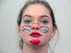 Gesicht-fertig-